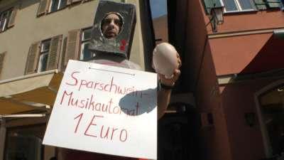 Sparschwein Multivisionsshow