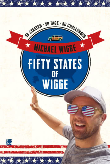 Fifty States of Wigge Buch