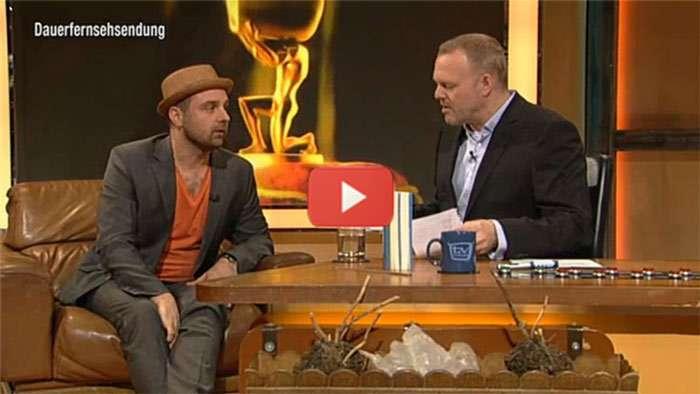 Michael Wigge bei Stefan Raab zu Gast