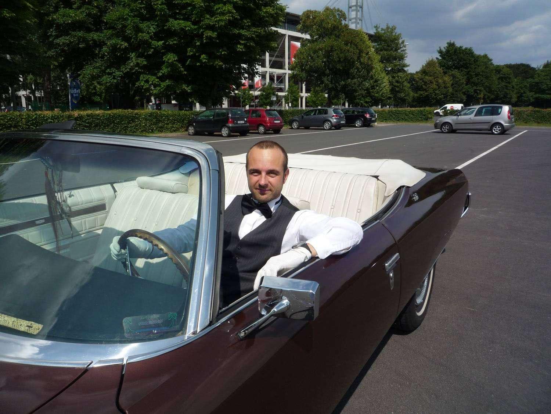 Chauffeur Wigge
