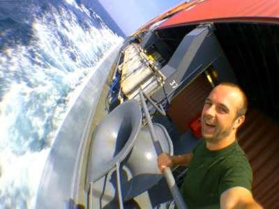 Schiff Reisevortrag