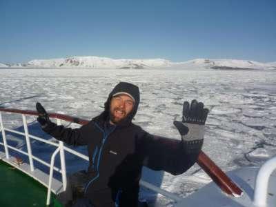 Antarktis Multivisionsvortrag
