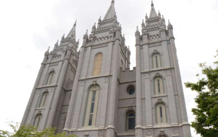 Utah Challenge Mormonen