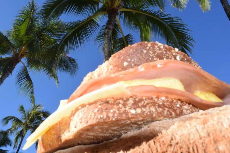 Hawaii Toast