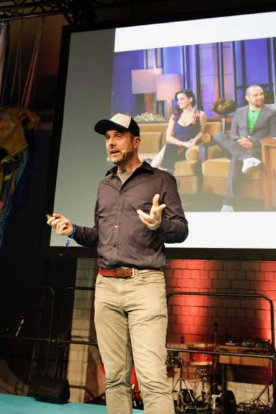 Motivations Keynote Speaker
